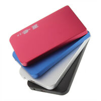 NE_ Cy_ CO_ Ultra-Slim USB 2.0 Hard Drive External Enclosure Case for 2.5 Inch S