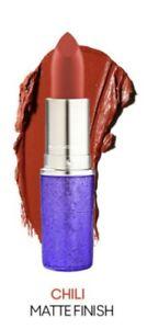 MAC M•A•C # Chili Matte Lipstick Full Size Limited Edition *No Box* Brand New