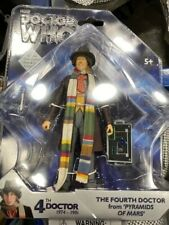 "Dr Who Underground Toys 4th Doctor Tom Baker 5"" collector's Figure"