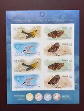Canadian Stamp Booklet - 2008 52-Cent ENDANGERED SPECIES - 3(BK388)