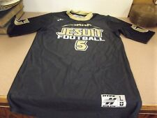 New Hype Athletic Jesuit #17 Football Shirt Size Large