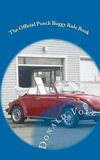 NEW The Official Punch Buggy Rule Book by MR Donald H. Volz Jr Paperback Book (E
