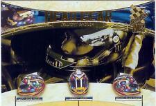2005 press pass Vip Head Gear   Elliott Sadler