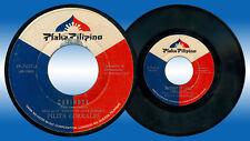 Philippines PILITA CORRALES Carinosa OPM 45 rpm Record