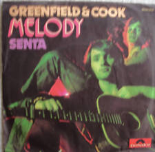 """7"""" 1972 RARE ! GREENFIELD & COOK : Melody // MINT-? \"""