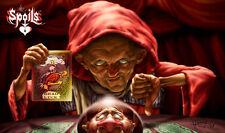 1x The Spoils Playmat - Harbinger of Anguish - Magic The Gathering
