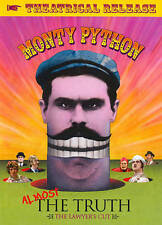 Theatrical Release Monty Python Almost the Truth The Lawyer's Cut DVD Brand New