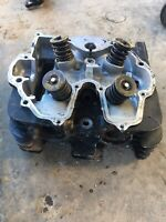 83 84 85 86 87 HONDA XL600R XL 600 R Cylinder Head Oem Used Valves Lot Good 1984