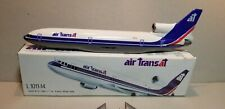 FLIGHT MINATURE AIR TRANSAT L-1011 1:250 SCALE PLASTIC SNAPFIT MODEL