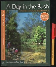 158 pg SYDNEY REGION  A Day in the BUSH Bushwalks TRIPS MAPS Galore Bushwalking