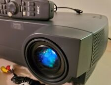 NEC MultiSync MT 820 Projector. Professional Conference Room A/V unit. BRIGHT!