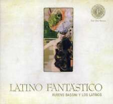 Bassini Rubens - Latino Fantastico Nouveau CD
