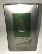 Agua Verde Pour Homme By Salvador Dali 1.7 OZ Eau De Toilette Spray New in Box