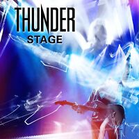Thunder - Stage (NEW 2CD & BLURAY)