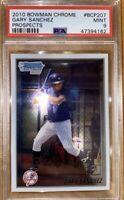 2010 1st Bowman Chrome Gary Sanchez RC Rookie Card Prospects Yankees PSA 9 MINT