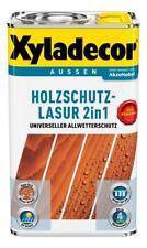 Xyladecor Holzschutz-Lasur 2-in-1 - 5 l, nussbaum