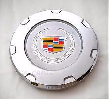 "1pc 2007-2014 CADILLAC ESCALADE 22"" WHEELS CHROME CENTER HUB CAP COLOR 9597355"