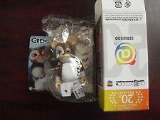 "Medicom Series 20 Bearbrick Gremlins Figure in Box 2 3/4"" Tall"