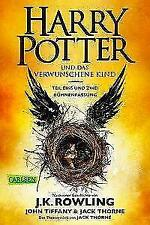 Harry Potter und das verwunschene Kind. Teil eins und zwei (TB 2018) ►►UNGELESEN