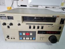 Sony Umatic SP VO-9800P Video Cassette Recorder Made in Japan