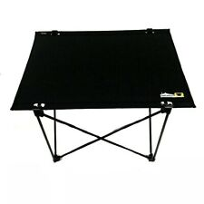 Mountain Smith Outdoor Camping Table Lightweight, Collapsible, Portable Black
