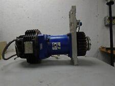 Mavlor Mss 12 107v 3000rpm Motor With Alpha Getriebebau 4000 Rpm Gear Box