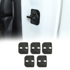 5Pcs Car Door Lock Decor Cover Protection Trim for Ford F150 2009-14 Accessories