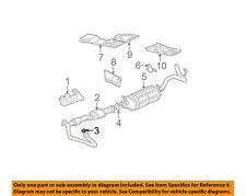 GM OEM Exhaust-Seal 15093974