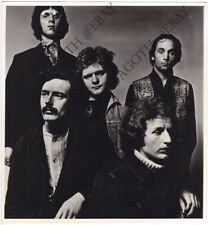 FAMILY Photo, FULLY SIGNED Ric Grech Roger Chapman Blind Faith Traffic AUTOGRAPH