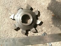 Frezy 100x8-14  ON 222173 HSS wood lathe cutter 92 slotted bore ID 27mm OD 100mm