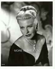 FRED ASTAIRE COSTAR GINGER ROGERS GORGEOUS HOLLYWOOD PORTRAIT #3