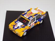 1/43 Trofeu Fiat 131 Abarth M.Allen San Remo Rally 1980 TRF 1416