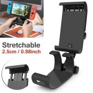 Gamepad Mount Clip Holder Bracket for Nintendo Switch/Lite/Pro Controller ho