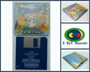 THE NEWZEALAND STORY BY OCEAN FOR COMMODORE AMIGA - TESTED & WORKING
