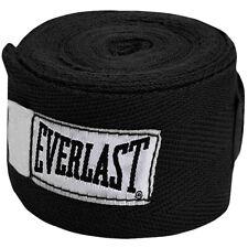 "Everlast 120"" Boxing Handwraps-Black"