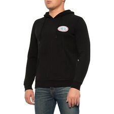 O'NEILL Black GASSER Hoodie Hooded Pullover Sweatshirt Mens Size SMALL  NEW