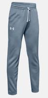 Under Armour Performance Fleece Sweatpants Boys M 10-12 Blue Gray Pants NEW