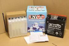 NEUF : Batterie pour MOTO en 12V / 14 Ah , KYOTO GTX16-BS-1 ,  livré avec acide