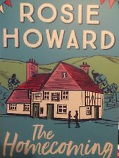 The Homecoming by Rosie Howard; NEW; Hardcover; 9780749022129