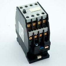 3TH8244 35mm DIN Rail Mount 3 Pole 4NO 4NC AC 110V Contactor Ui660V