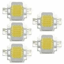5x High Power 10W LED Chip Birne Licht Lampe DIY Weiss 750LM 6500K ET