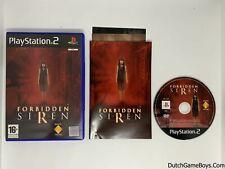 Forbidden Siren - Playstation 2 - PS2