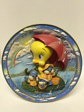 Looney Tunes Tweety Decorate Plate - Wishing with Hue LIMITED 1999