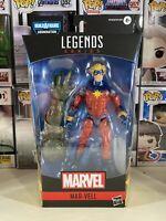 "MAR-VELL Avengers Gameverse Marvel Legends Abomination BAF 2020 6"" Figure"