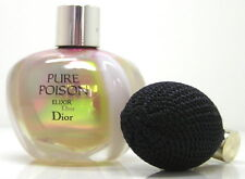 Christian Dior Pure Poison Elixir 30 ml Eau de Parfum intense Flacon / PumpSpray