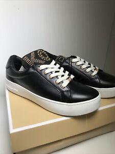 MICHAEL KORS Maven Dottie Girls Sneaker Tennis Shoe Size 4