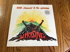 BOB MARLEY & THE WAILERS UPRISING ORIGINAL FIRST PRESS PROMO LP FACTORY SEALED