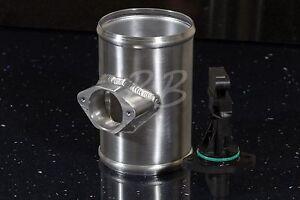 MAF Sensor Flange boss 80mm TIP  Wideband Vauxhall Cupra R GTI VW 1.8t
