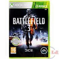 Jeu Battlefield 3 - Classics [VF] sur Xbox 360 NEUF sous Blister
