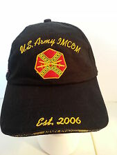 US Army Installation Management Command IMCOM Military Ball Cap Hat